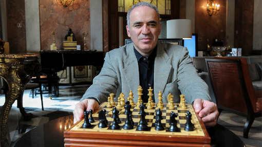 Garry Kasparov, le maître des échecs