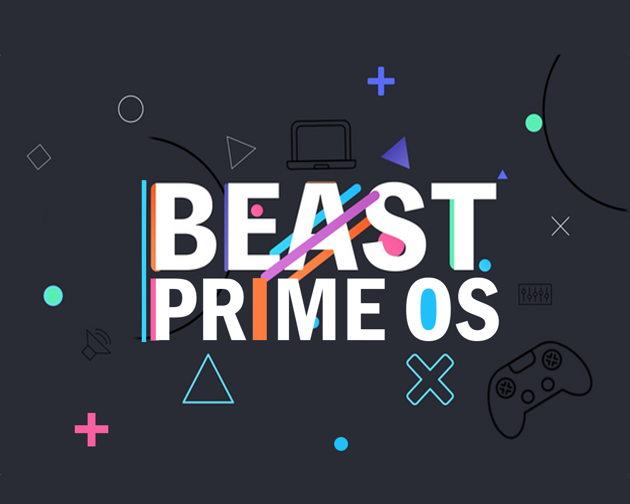 Prime OS Beast v1.0-x64 Android x86 OS For Low Ended PC