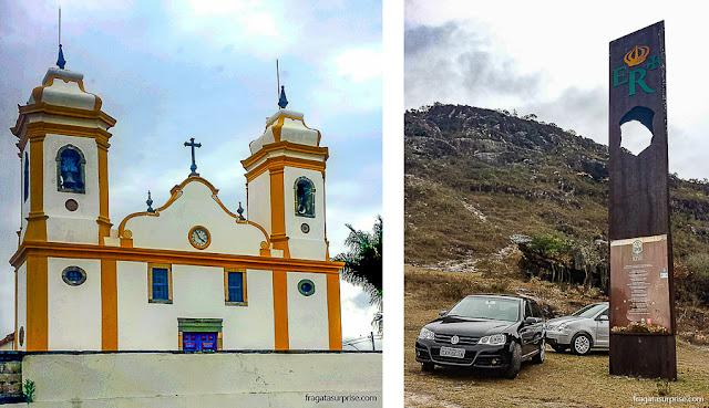 Estrada para São João del Rei
