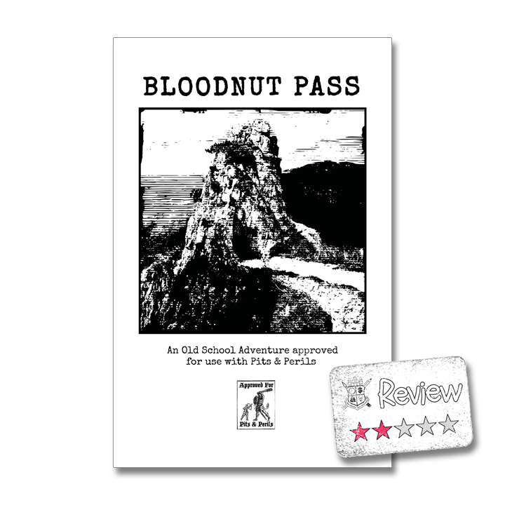 Frugal GM Review: Bloodnut Pass