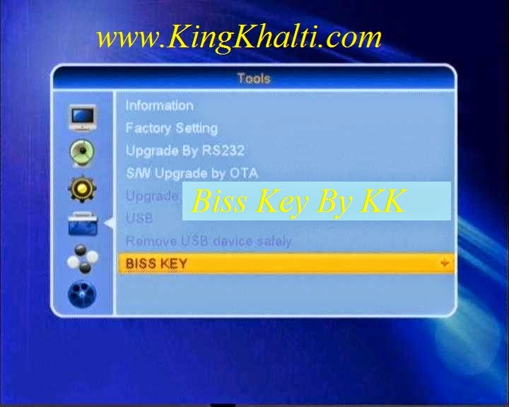 How to add Biss Keys in Receivers Updated Tutorial By SL