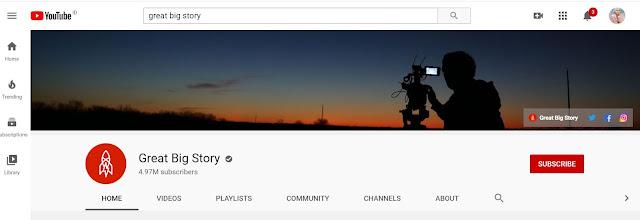 Channel YouTube Favorit untuk Menambah Ilmu