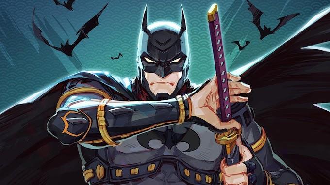 Batman Ninja é a animação mais bizarra do Cavaleiro das Trevas