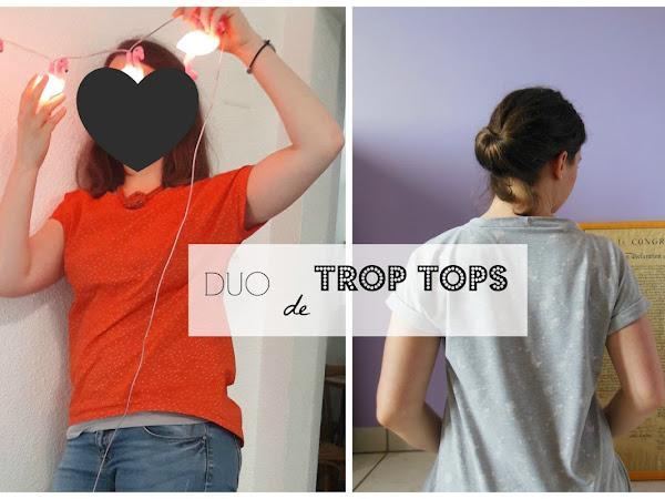 Duo de Trop Tops