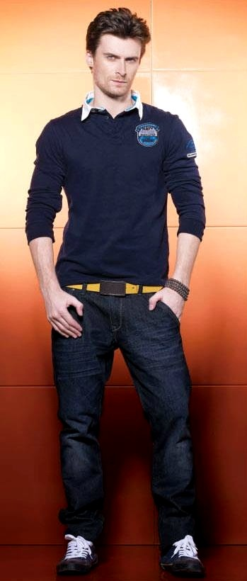 Outfitters Winter Collection 2012 For Men Casual Wear