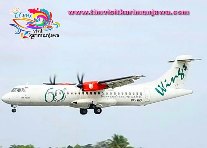 Jadwal Pesawat Ke Karimunjawa Berikut Harga Tiket 2021 Open Trip Paket Wisata Karimunjawa Murah Tour Travel Harga Jujur