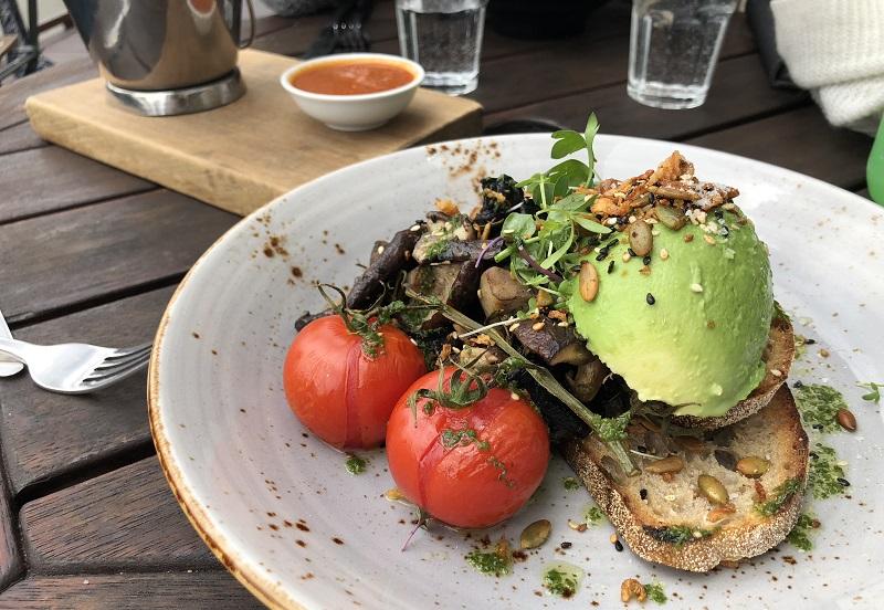 Vegetarian food in New Zealand