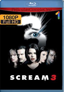 Scream 3(2000) [1080p BRrip] [Latino-Inglés] [GoogleDrive]