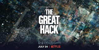 A netflix documentary on Data Scam