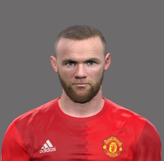 Rooney PES 2017
