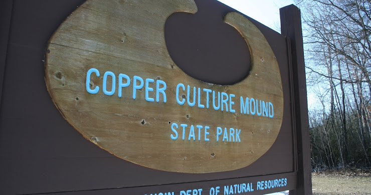 Copper Culture State Park, WI