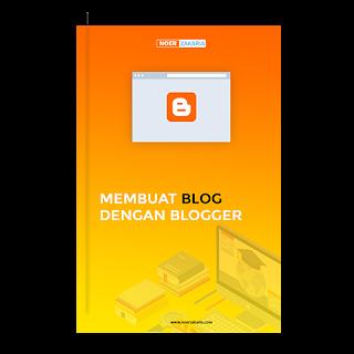 panduan membuat blog dengan blogger