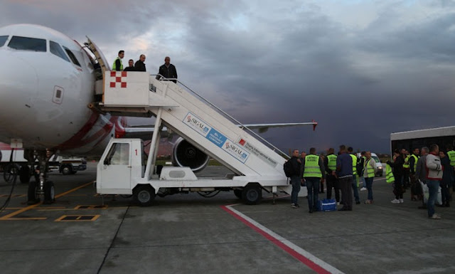 114 Albanians are repatriated from France and Belgium