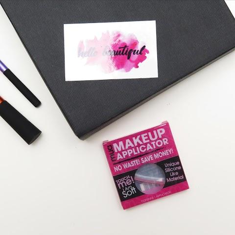 MUA - MakeUp Applicator silikoninė makiažo kempinėlė*