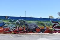 Alice Springs Street Art | Mike Makatron