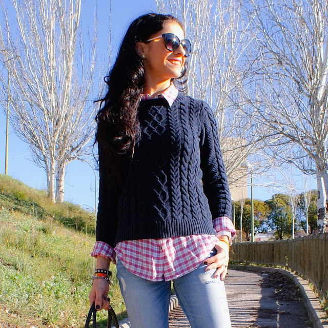 LOOK Invierno, Casual, NIke FREE