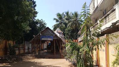 Kalikamba Nayanar Temple Pennadam Cuddalore