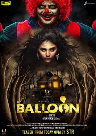 Balloon 2017 Full HD Tamil Movie Download 720p worldfree4u