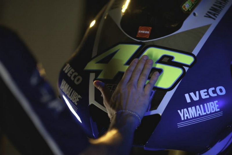 Valentino Rossi - Movistar Yamaha MotoGP VR46 twinkle torque