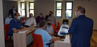 ΔΙΕΥΡΥΜΕΝΗ σύσκεψη για το μεγάλο αντιπλημμυρικό έργο της Καλαμάτας
