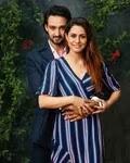 saurabh raj jain with here wife photos