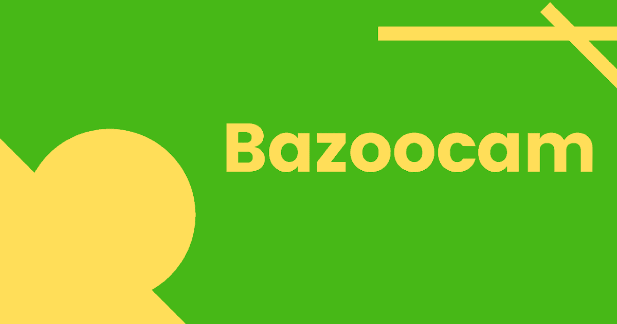 Chat bazoo video Bazoocam For