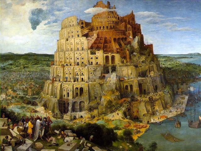 Mengungkap Legenda Taman Gantung Babylonia