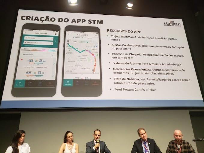 Governo de SP lançará App de transportes com informações de trajeto, tempo e preço em 2020