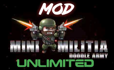 Download Mini Militia MOD apk | Unlimited Hack 2019
