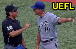 Close Call Sports & Umpire Ejection Fantasy League