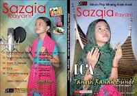 Sazqia Rayani - Samanjak Ayah Tiado (Full Album)