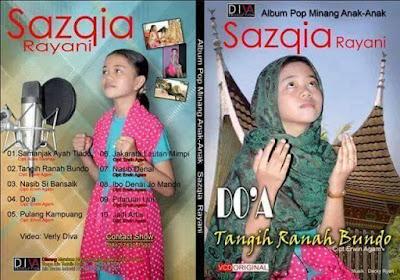 Sazqia Rayani - Jakarta Lautan Mimpi (Full Album)