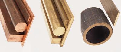 diferencias aleaciones cobre bronce latón