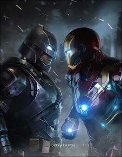 Batman / Iron Man