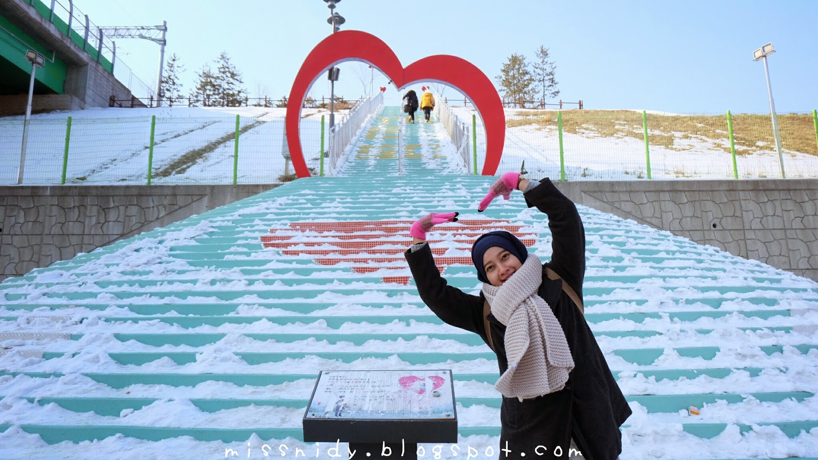 gangchon propose love stair