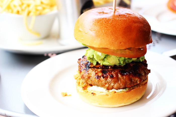 The Sunday Post: Burgers & Brighton Sunshine - Hello October