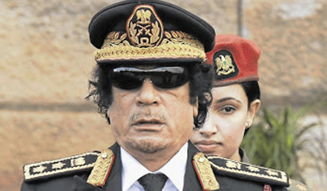 Muammar Gaddafi's missing millions hidden at Nkandla?