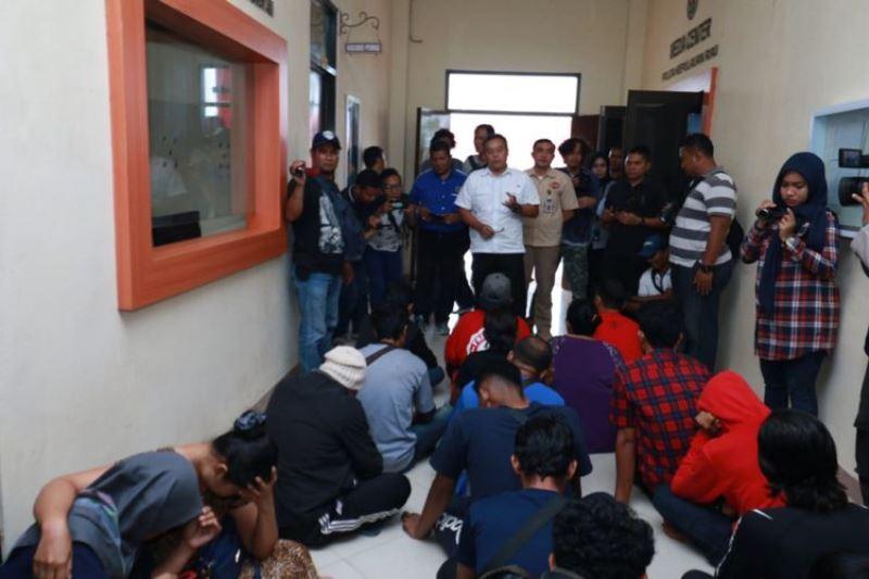 Polda Kepri Amankan 37 Pekerja Migran Indonesia, Kepulangan dari Malaysia Secara Ilegal