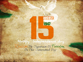 15 August 2012 – Independence Day In India