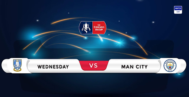 Sheffield Wednesday vs Manchester City Prediction & Match Preview