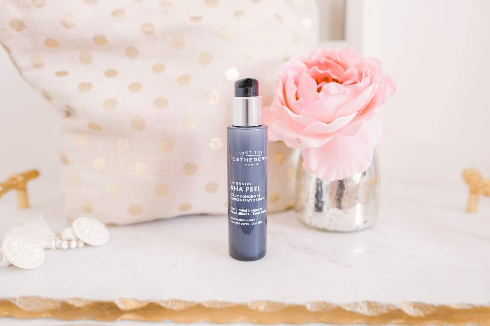 Bijuleni - 5  Products I use to Maintain My Skin Clear of Acne - Intensive Aha Peel Concentrated Serum Institut Esthederm