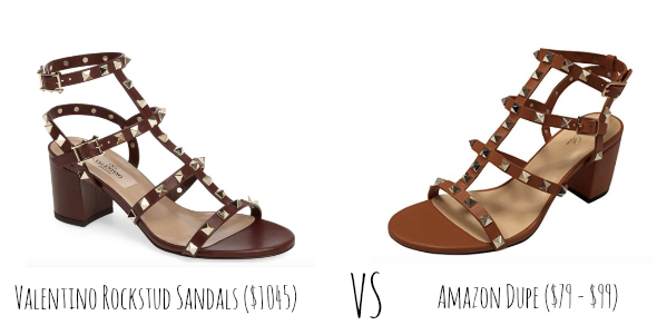 4a7c3cd7b0a7 I would rather buy a designer handbag than a designer pair of shoes.  However, I have always LOVED the Valentino Rockstuds as I think they are ...