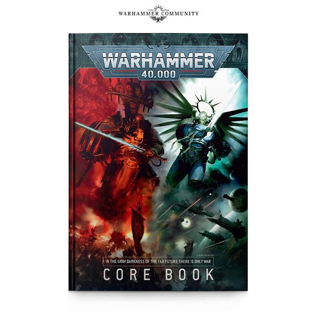 reglamento warhammer 40,000 9a edición