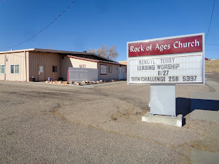 Rock of Ages Church, Casper, Wyoming