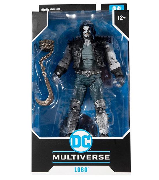 McFarlane Toys DC Multiverse Lobo (DC Rebirth)