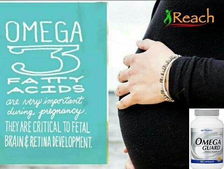 omega 3 terbaik untuk kandungan