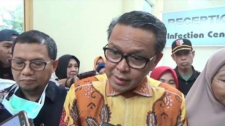 Gubernur Sulsel, Logistik Harus Siap Baru Penerapan PSBB Bisa di Makassar