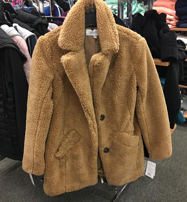max mara teddy bear coat dupe, sebby teddy fur coat