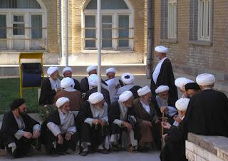 Una imagen cotidiana de Irán