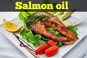 Health benefits of salmon oil